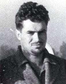 Jack Parsons founder of JPL laboratories.